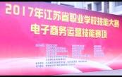 江苏教育风采-省电商技能大赛