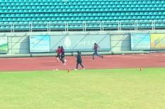 教工运动会-50米接力跑