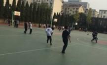 财商系足球队社团第11周活动剪影